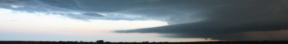 beaver tail cloud